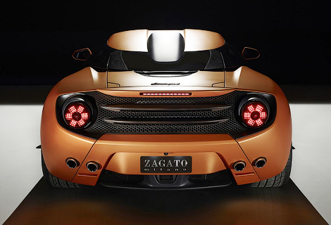 Швейцарец заказал для себя спецверсию 570-сильного купе Lamborghini Gallardo. Фото 2
