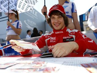 Козловский стал лучшим пилотом Lada на пятом этапе WTCC