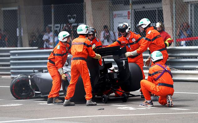 Нико Росберг выиграл самую сложную гонку Формулы-1. Фото 4