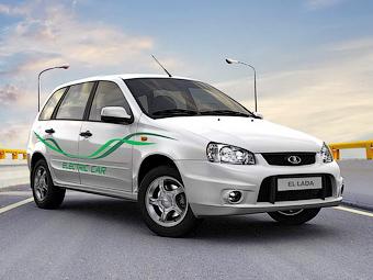 Электрокар «АвтоВАЗа» проехал без подзарядки 200 километров