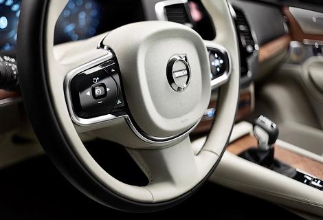 Дебют Volvo XC90 следующего поколения состоится в августе. Фото 6