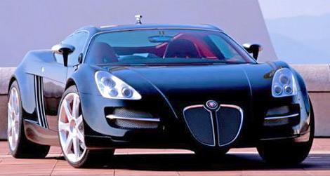 Прототип Jaguar BlackJag с мотором V10 выставили на продажу в Сети. Фото 1
