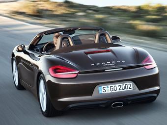 """Компания Porsche вернулась к идее """"бюджетного"""" родстера"""