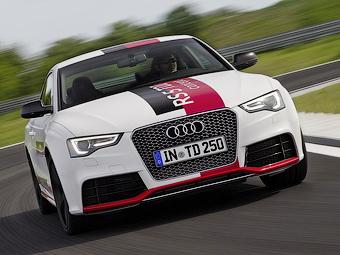 Audi оснастила купе RS5 дизелем с электрической турбиной