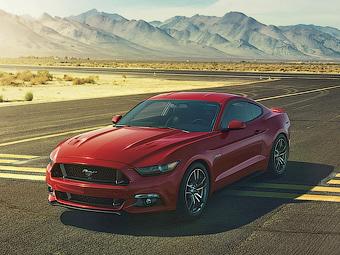 Европейцы раскупили все Ford Mustang за 30 секунд
