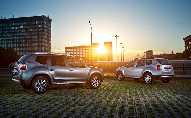 Пытаемся разглядеть отличия Nissan Terrano от Renault Duster. Фото 1