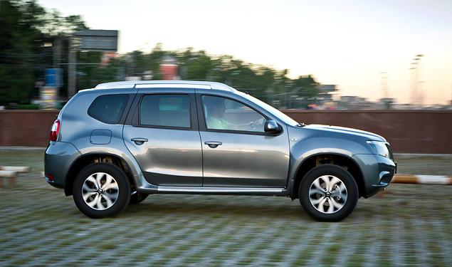Пытаемся разглядеть отличия Nissan Terrano от Renault Duster. Фото 3