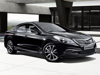Hyundai Grandeur обновился