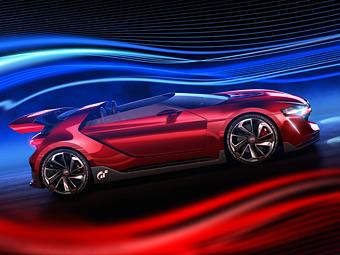 «Игровой» родстер Volkswagen наберет «сотню» за 3,5 секунды