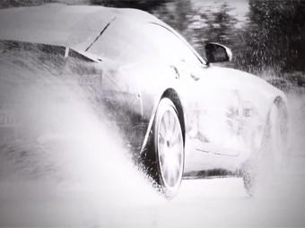 «Мерседес» дал послушать мотор нового суперкара
