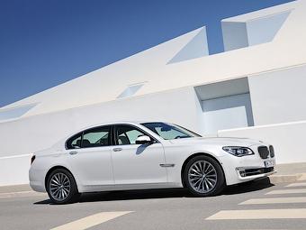 """Британские СМИ раздобыли подробности о новой """"семерке"""" BMW"""
