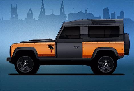 Компания сделает спорткар с кузовом «баркетта» и внедорожник с V8