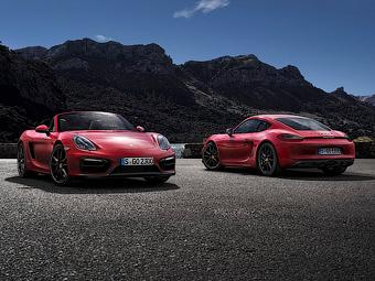 Спорткары Porsche оснастят 1,6-литровыми «четверками»