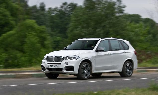 Длительный тест BMW X5 M50d: первые впечатления. Фото 3