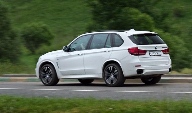 Длительный тест BMW X5 M50d: первые впечатления. Фото 5