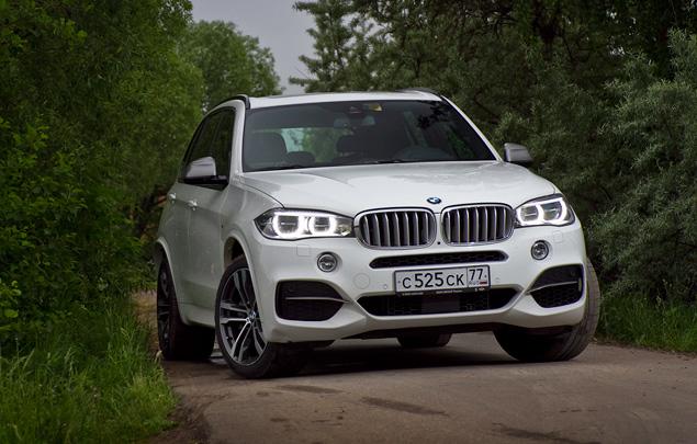 Длительный тест BMW X5 M50d: первые впечатления. Фото 6