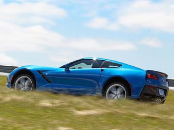 В планы Chevrolet вошел гибридный Corvette