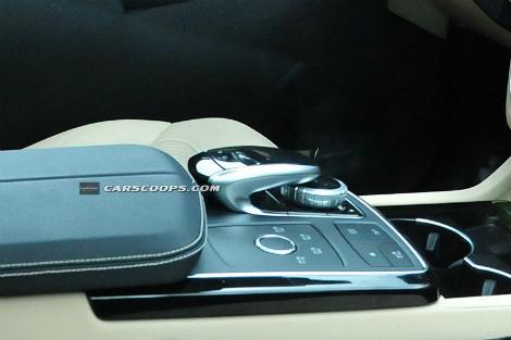 """Конкурент BMW X6 от """"Мерседеса"""" получит переднюю панель в стиле внедорожника ML. Фото 1"""