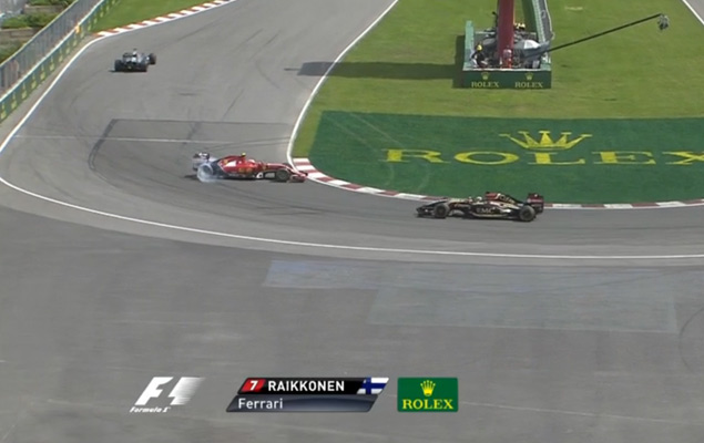 Онлайн-трансляция седьмого этапа Формулы-1 2014 года. Фото 2