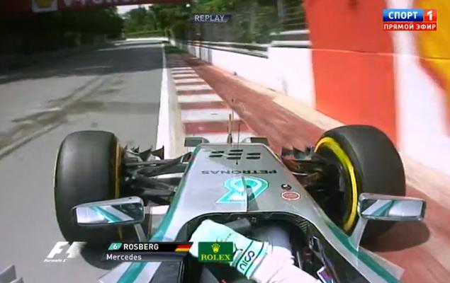 Онлайн-трансляция седьмого этапа Формулы-1 2014 года. Фото 3