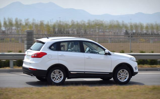 Оцениваем попытку китайцев составить конкуренцию Renault Duster