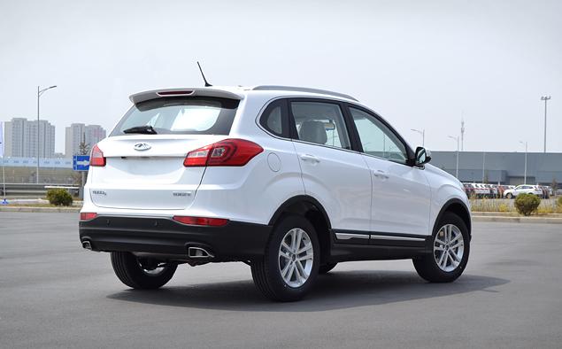 Оцениваем попытку китайцев составить конкуренцию Renault Duster. Фото 2