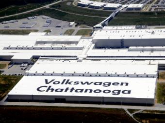 «Фольксваген» задержит выпуск нового кроссовера из-за спора заводов