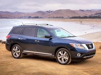 В России началась сборка нового Nissan Pathfinder