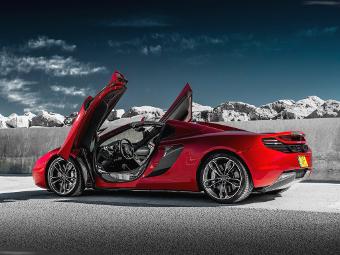 Компания McLaren впервые получила прибыль