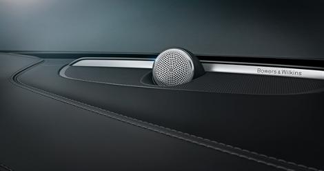 Volvo разработает для внедорожника аудиосистему вместе с Bowers & Wilkins. Фото 2