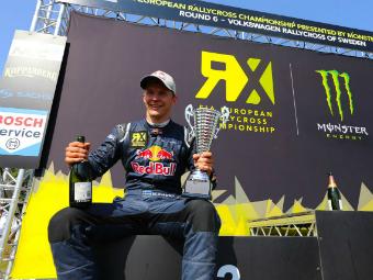 Двукратный чемпион DTM выступит в ралли-кроссе