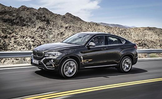 Рассекречена внешность нового BMW X6
