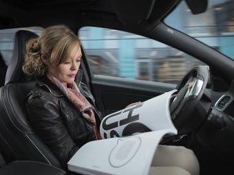 В США построят город для тестов автономных машин