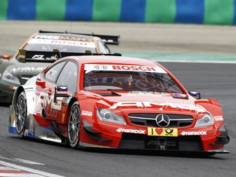 Команде Петрова в DTM разрешили улучшить машины