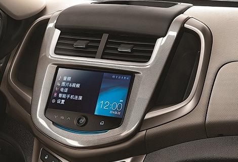 На китайском рынке начались продажи нового «Авео». Фото 1