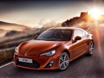 Toyota откажется от гибридного GT86