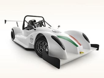 Итальянский трековый спорткар ATS получил 100 обновлений