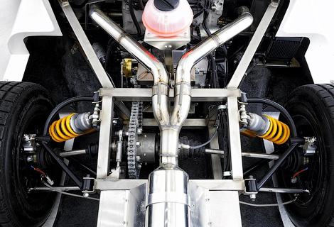 Компания ATS представила модернизированный вариант модели Sport 1000. Фото 4
