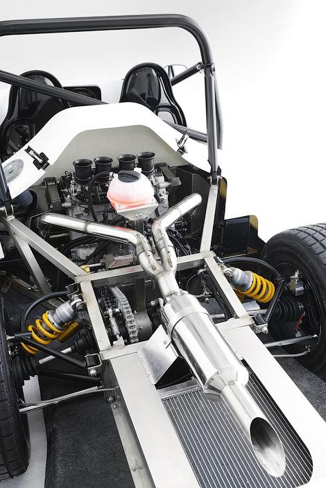 Компания ATS представила модернизированный вариант модели Sport 1000. Фото 5