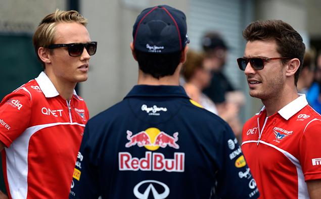 Дэниэл Риккардо принес Red Bull Racing первую победу в сезоне. Фото 4