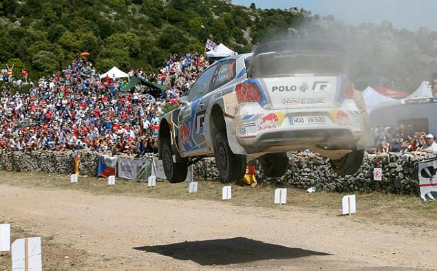 Себастьен Ожье был медленнее напарника, но все равно победил в Италии. Фото 2