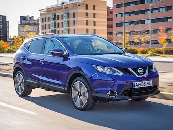 Новый Nissan Qashqai вошел в десятку российских бестселлеров