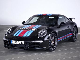 """Porsche посвятит возвращению в """"Ле-Ман"""" спецсерию 911-го"""