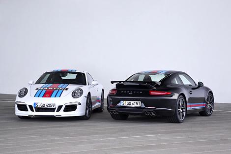 Немецкая марка выпустит 80 спорткаров в раскраске Martini Racing. Фото 2