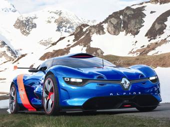 Компания Renault отстранила Caterham от возрождения марки Alpine