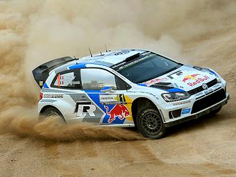 Volkswagen останется в WRC еще на пять лет