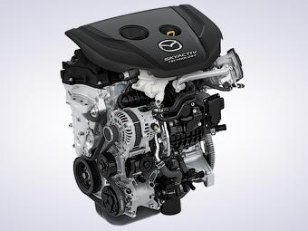 «Мазда» рассказала о первом моторе для новой «двойки»