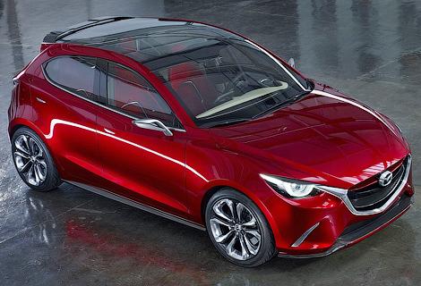 Следующий хэтчбек Mazda2 получит 1,5-литровый дизель