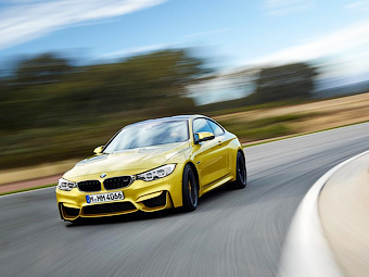 Купе BMW M4 проехало Нюрбургринг на 13 секунд быстрее предшественника