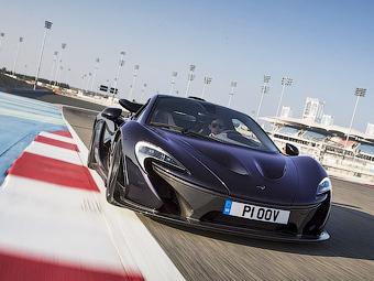 McLaren сделает 1000-сильный трековый супергибрид